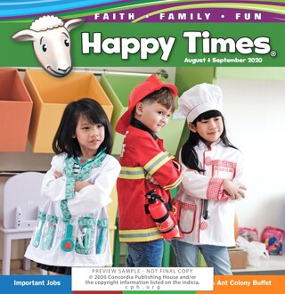 Happy Times Sample Issue