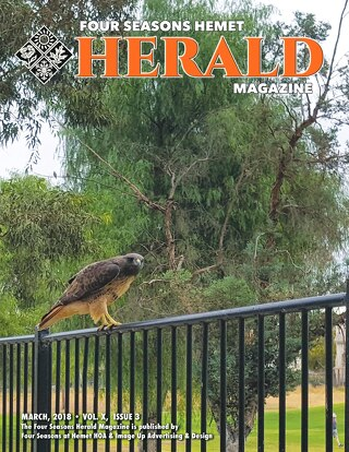 Hemet Herald March 2018