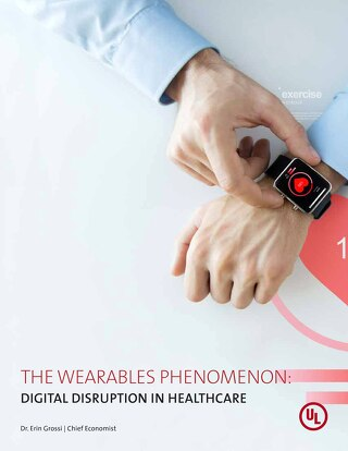 Wearables: digital disruption in healthcare