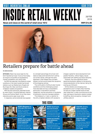 2178 Inside Retail Weekly