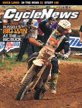 Cycle News Issue 08 February 27