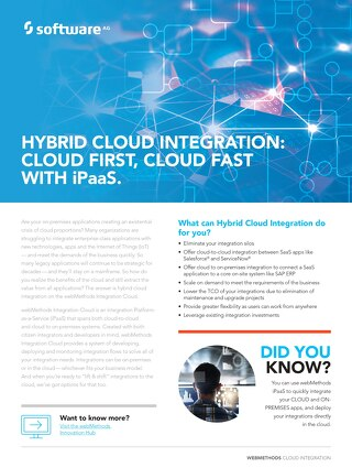 CLOUD INTEGRATION INNOVATION SHEET