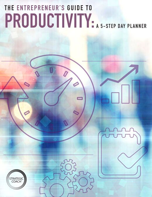 The Entrepreneur's Guide To Productivity: A 5-Step Day Planner