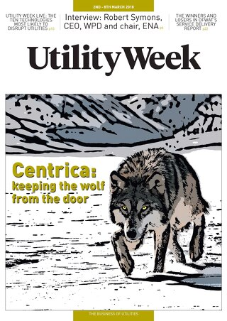 Utility Week 2nd March 2018