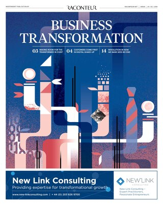 Business Transformation special report 2018