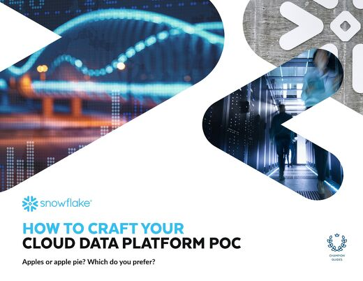 How to Craft Your Data Warehouse POC
