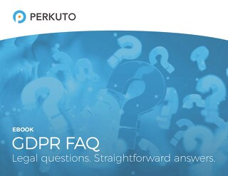 GDPR FAQ eBook- Legal Questions. Straightforward Answers.