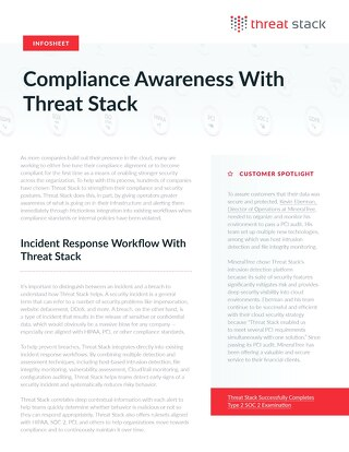 Compliance with Threat Stack