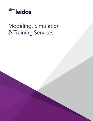 Modeling, Simulation & Training Services