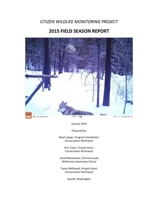 2015-CWMP-Remote-Camera-Field-Season-Report
