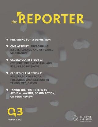 Lone Star Reporter Quarter 3 2017