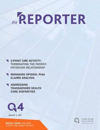 Lone Star Reporter Quarter 4 2017