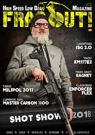 Frag Out! Magazine #19 PL