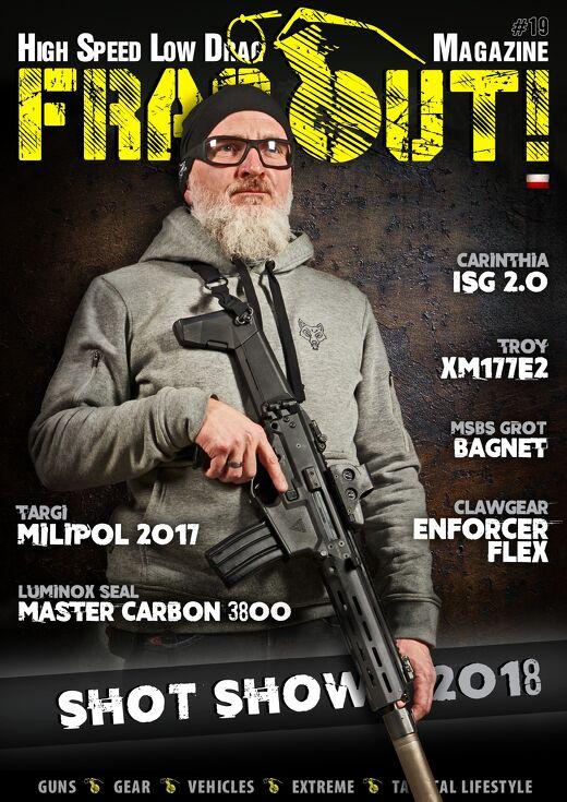 Frag Out! Magazine #19 PL