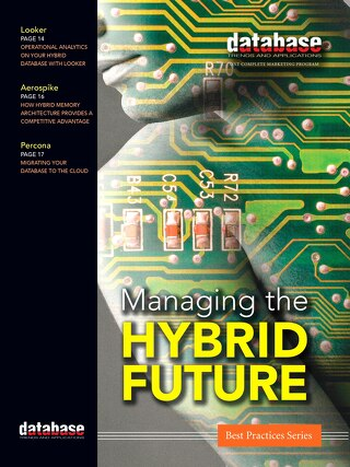 Managing the Hybrid Future From Databases to Cloud