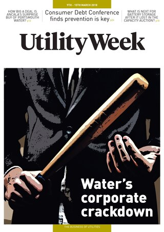 Utility Week 9th March 2018