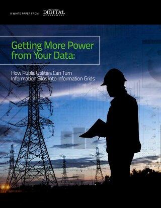 GETTING MORE POWER FROM YOUR DATA