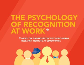 The Psychology of Recognition at Work