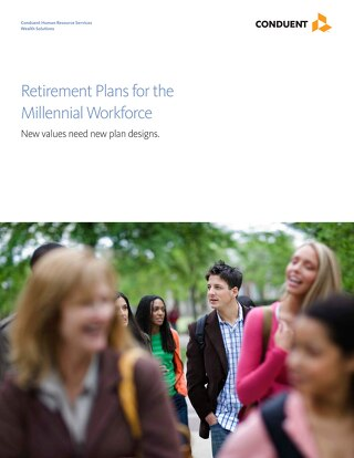 Retirement Plans for the Millennial Workforce