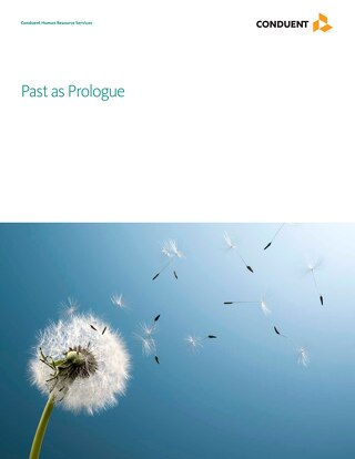 Past as Prologue