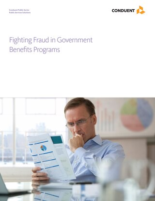 Fighting Fraud in Government Benefits Programs