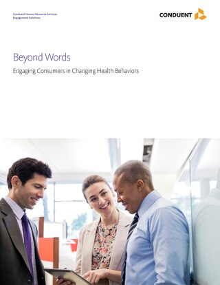 Beyond Words: Engaging Consumers in Changing Health Behaviors