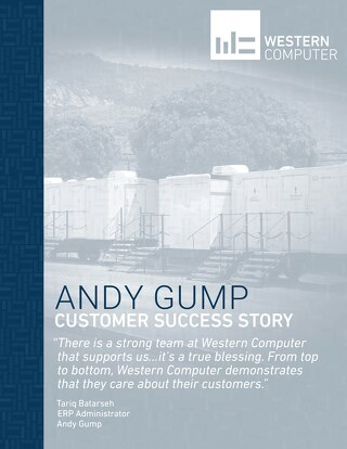 Customer Success Story: Andy Gump