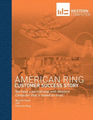 Customer Success Story: American Ring