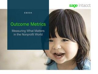 Outcome Metrics for Nonprofits eBook