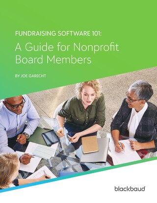 Fundraising Software: A Guide for Board Members