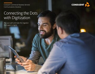 Digitization Connects the Dots Between Front and Back Offices