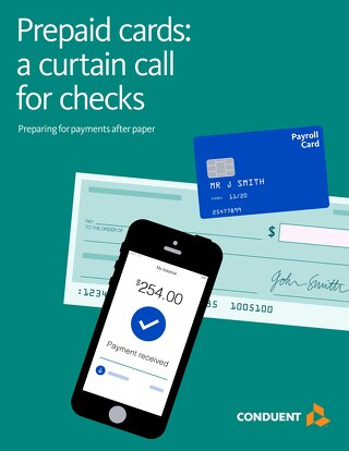 Prepaid Cards: A Curtain Call for Checks