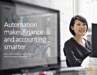 Finance Accounting Automation