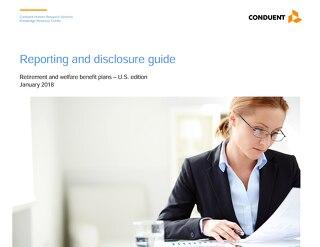 Retirement Welfare Reporting Disclosure Guide