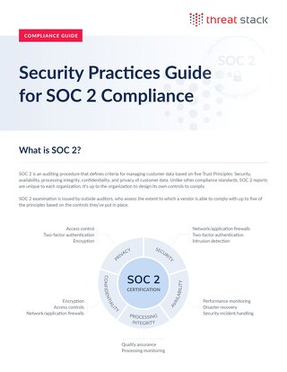 Security Practices Guide for SOC 2 Compliance