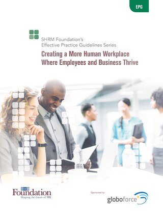 Creating a More Human Workplace Where Employees and Business Thrive