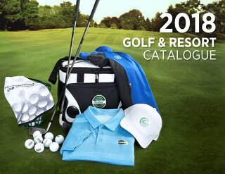 2018 Trimark Golf Book