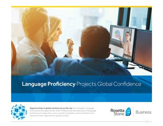 Prioritizing Language Skills for Global Managers