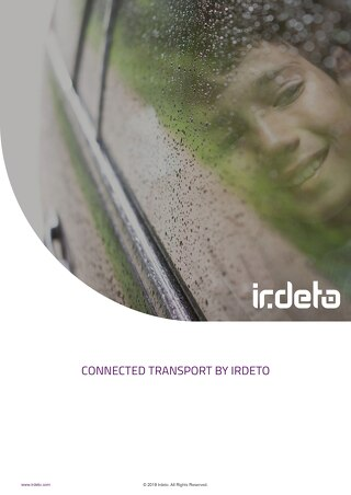 Connected Transport by Irdeto Brochure