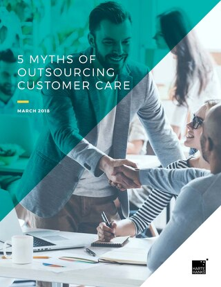 5 Myths of Outsourcing Customer Care