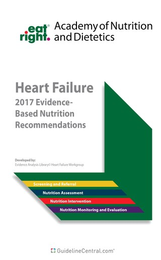 Heart Failure Nutrition
