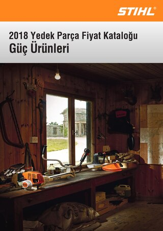 2018 Yedek Parca Katalogu - STIHL Guc Urunleri