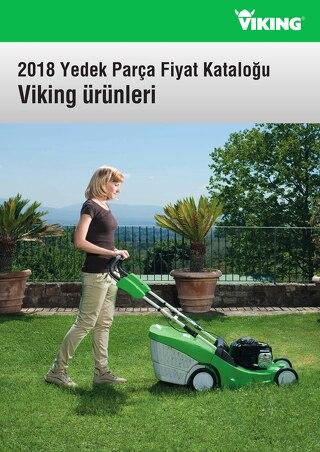 2018 Yedek Parca Katalogu - Viking Urunleri