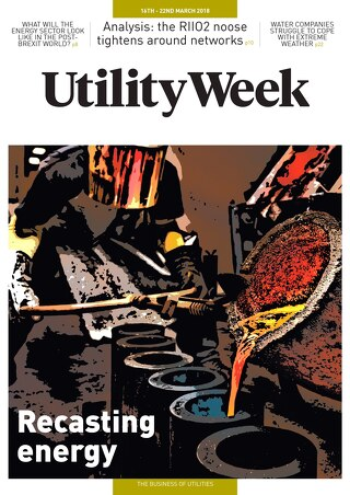 Utility Week 16th March 2018