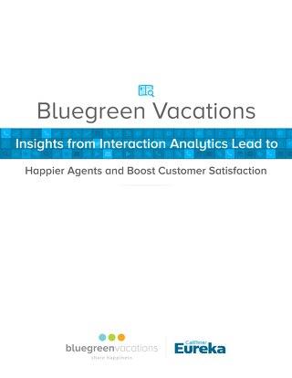 Interaction Analytics Lead to Happier Agents & Customer Satisfaction