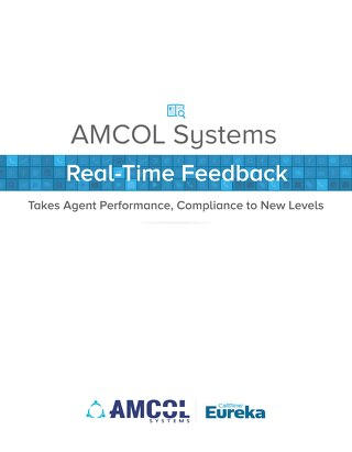 Real-Time Feedback Takes Agent Performance and Compliance to New Levels