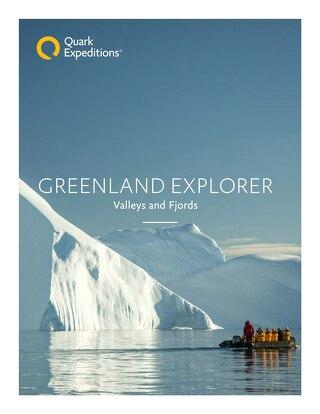 Greenland Explorer: Valleys and Fjords