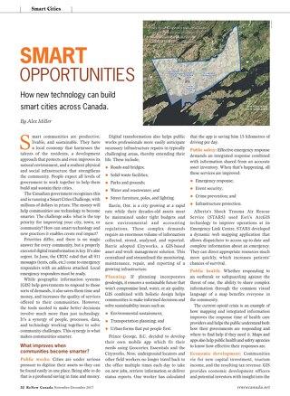 Smart Opportunities
