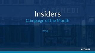 Campaign of the Month