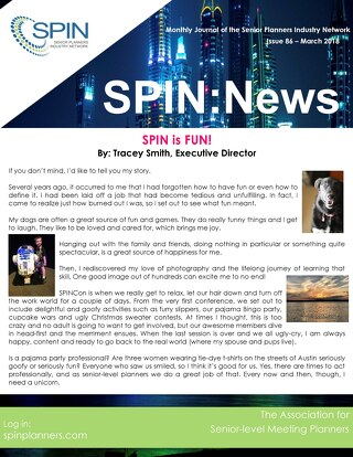 SPIN:News March 2018